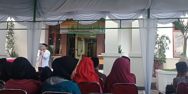 "Kejari Tana Toraja Berbuka Bersama Anak Pesantren Kaduaja, ""Indahnya Kebersamaan, Indahnya Berbagi"""