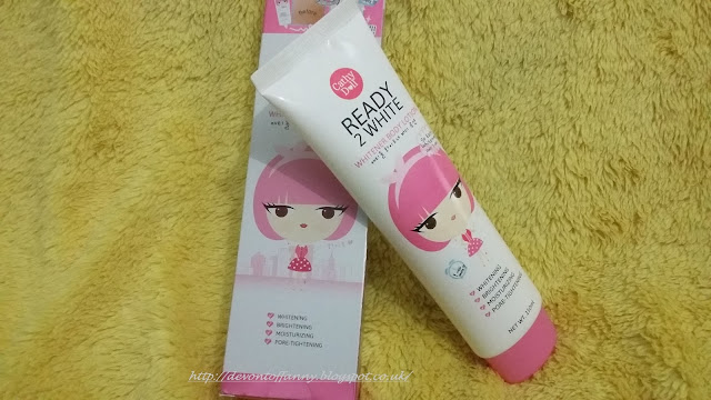 Cathy Doll Ready 2 White Whitener Body Lotion  [Review]
