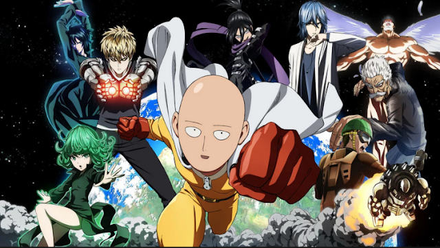 One Punch Man Season 2 OST Opening and Ending Full