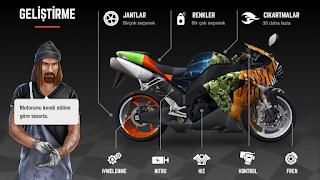 Racing Fever: Moto v1.0.5 Mod