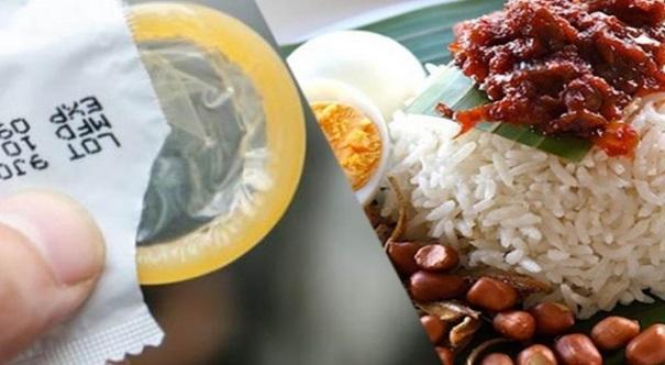 Kondom perisa nasi lemak bakal dijual di Malaysia