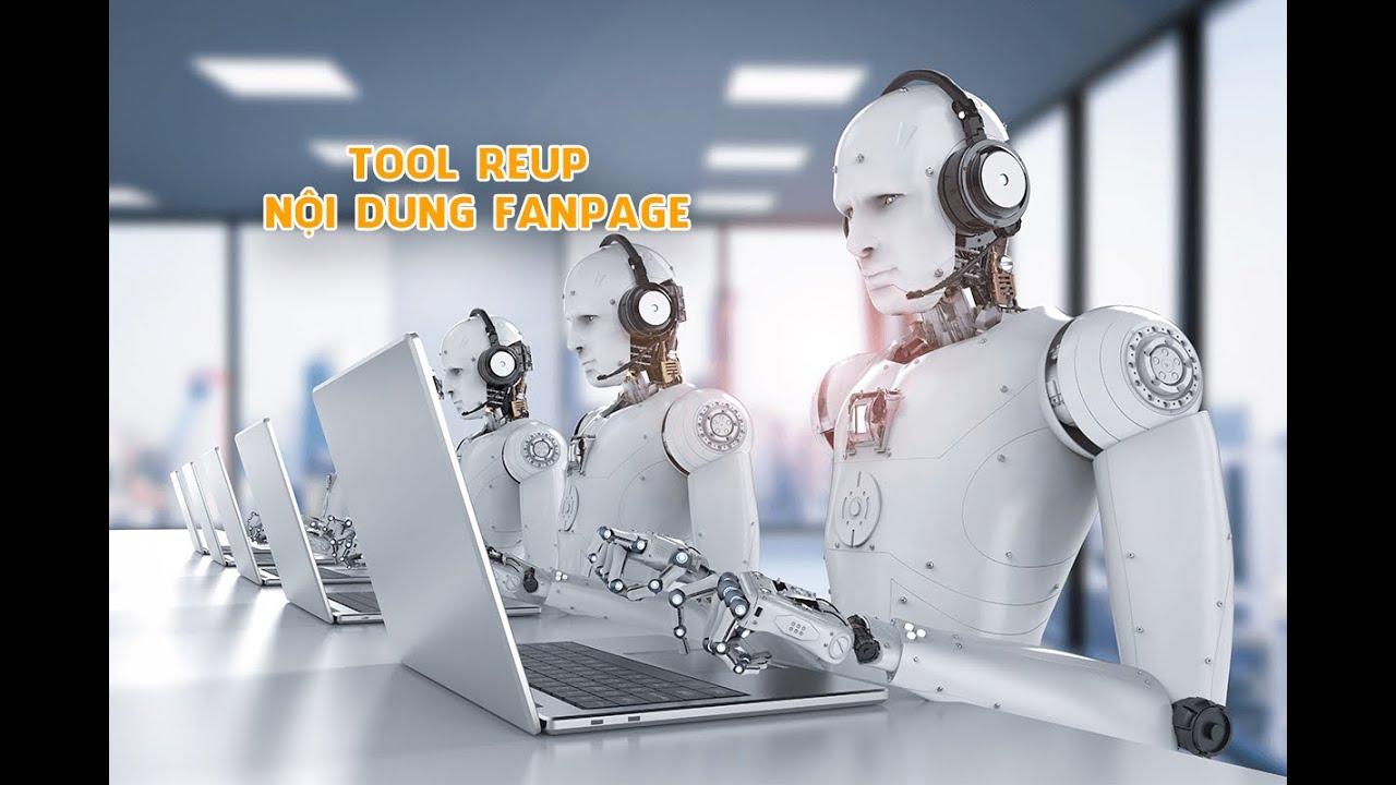 Hướng Dẫn Sử Dụng Tool Re-upload Fanpage - Auto Fanpage Content
