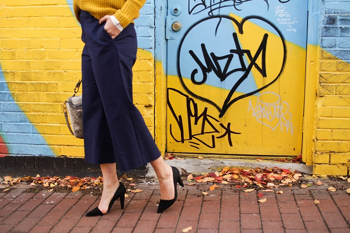 old navy style. culottes, blogger, blog, trend, dc blogger, fashion, style, graffiti