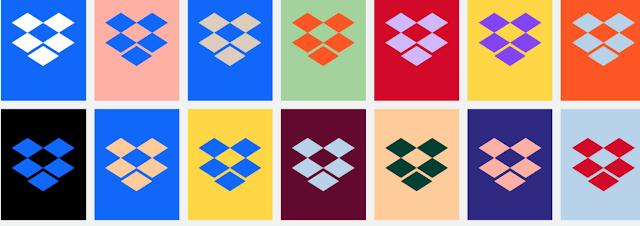 Dropbox Re-designed After Ten Years With Complete Focus on Creativity and Colors