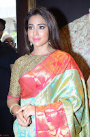 Shriya Saran Looks Stunning in Silk Saree at VRK Silk Showroom Launch Secundrabad ~  Exclusive 115.JPG