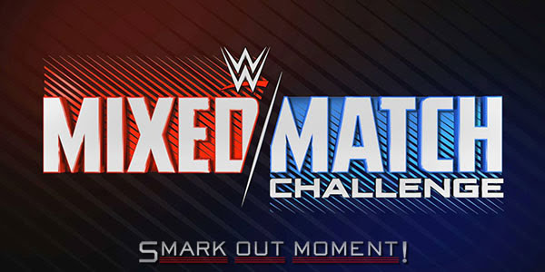 spoilers WWE Mixed Match Challenge episodes online results