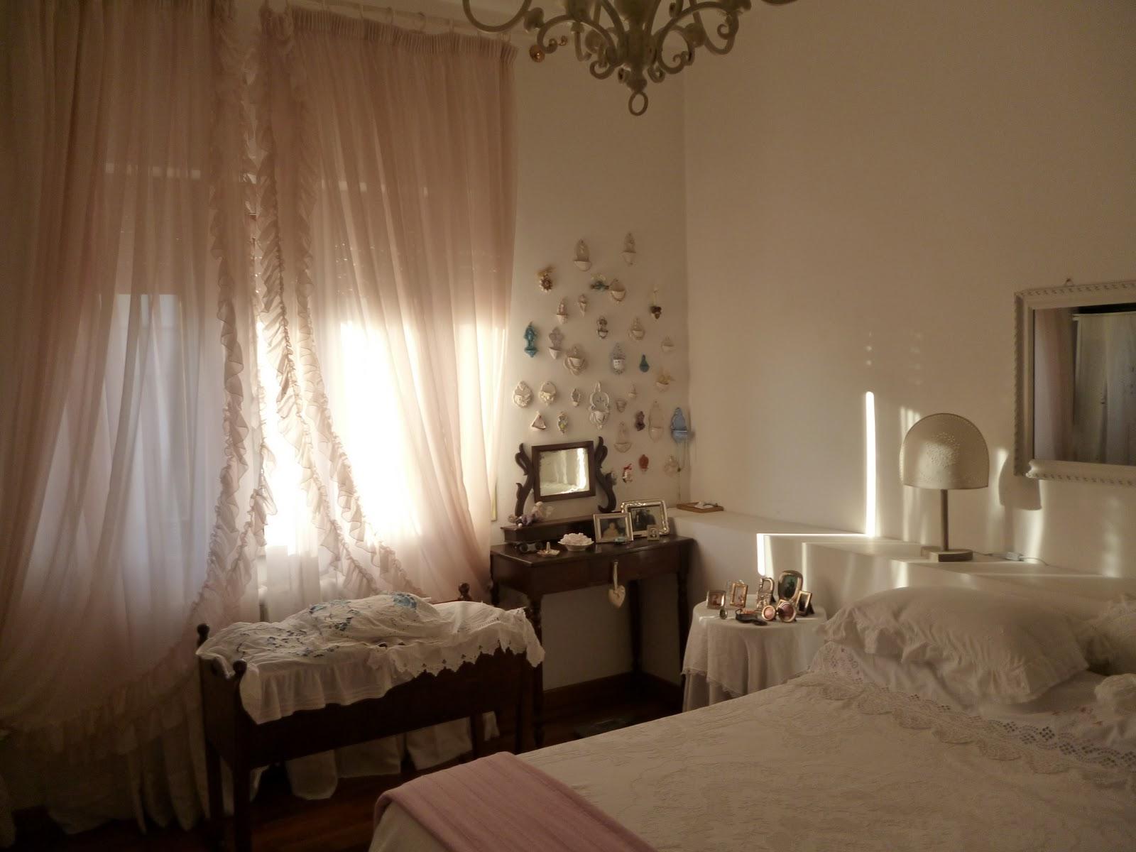Foto Di Camere Da Letto Romantiche : La camera da letto romantica cameretta shabby chic romanticismo