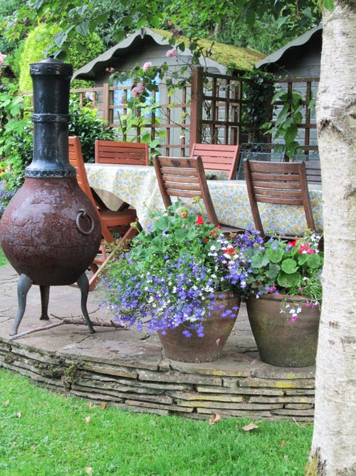 welsh patio