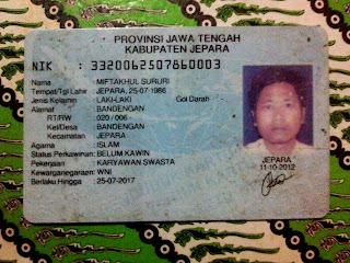 ID card mifta