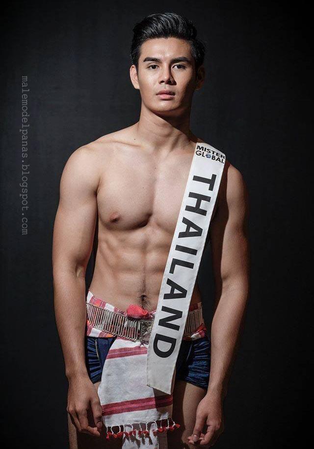 male model thailand