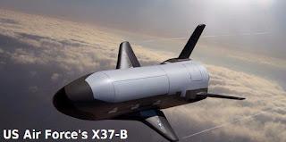 Avión X-37 B