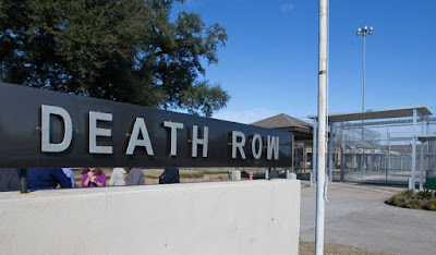 Death Row at the Louisiana State Penitentiary
