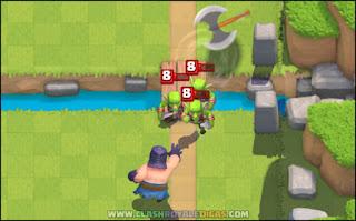 Executador Clash Royale
