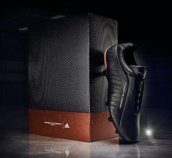 Porsche lanza con adidas sus primeras botas de fútbol