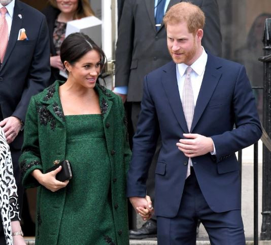 Prince Harry and Meghan Markel 'to move to Africa after birth of their baby'