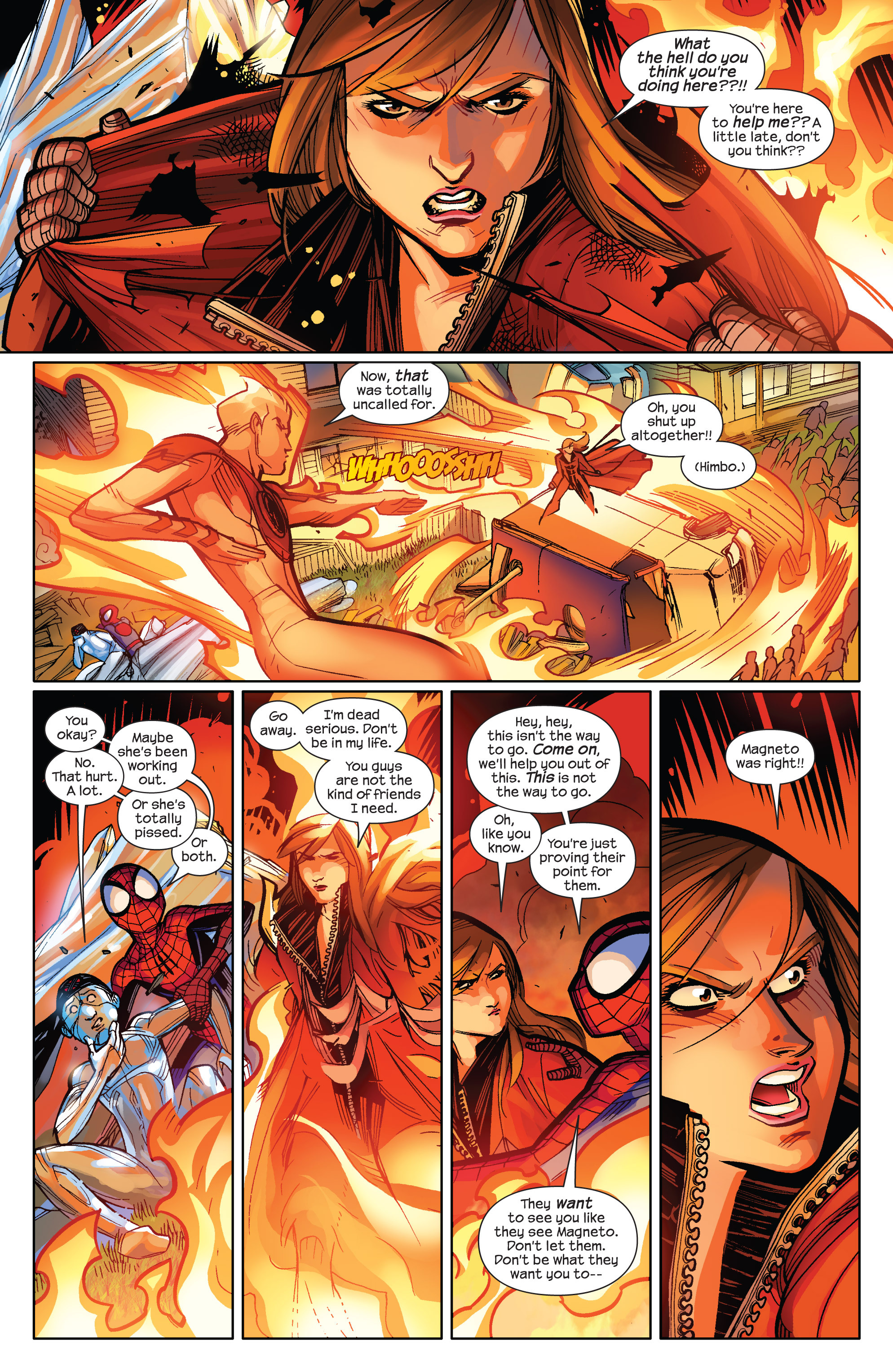 Read online Ultimate Spider-Man (2009) comic -  Issue #10 - 16