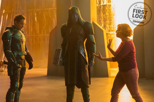 Capitã Marvel Primeiras imagens 06