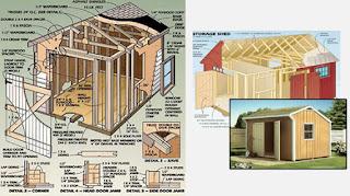 plans d'ossatures en bois