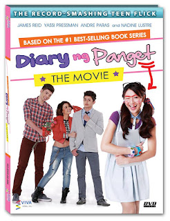 Diary ng Panget is a 2014 Filipino teen romantic comedy film based on the best-selling novel of the same name written and published on Wattpad by Denny R.