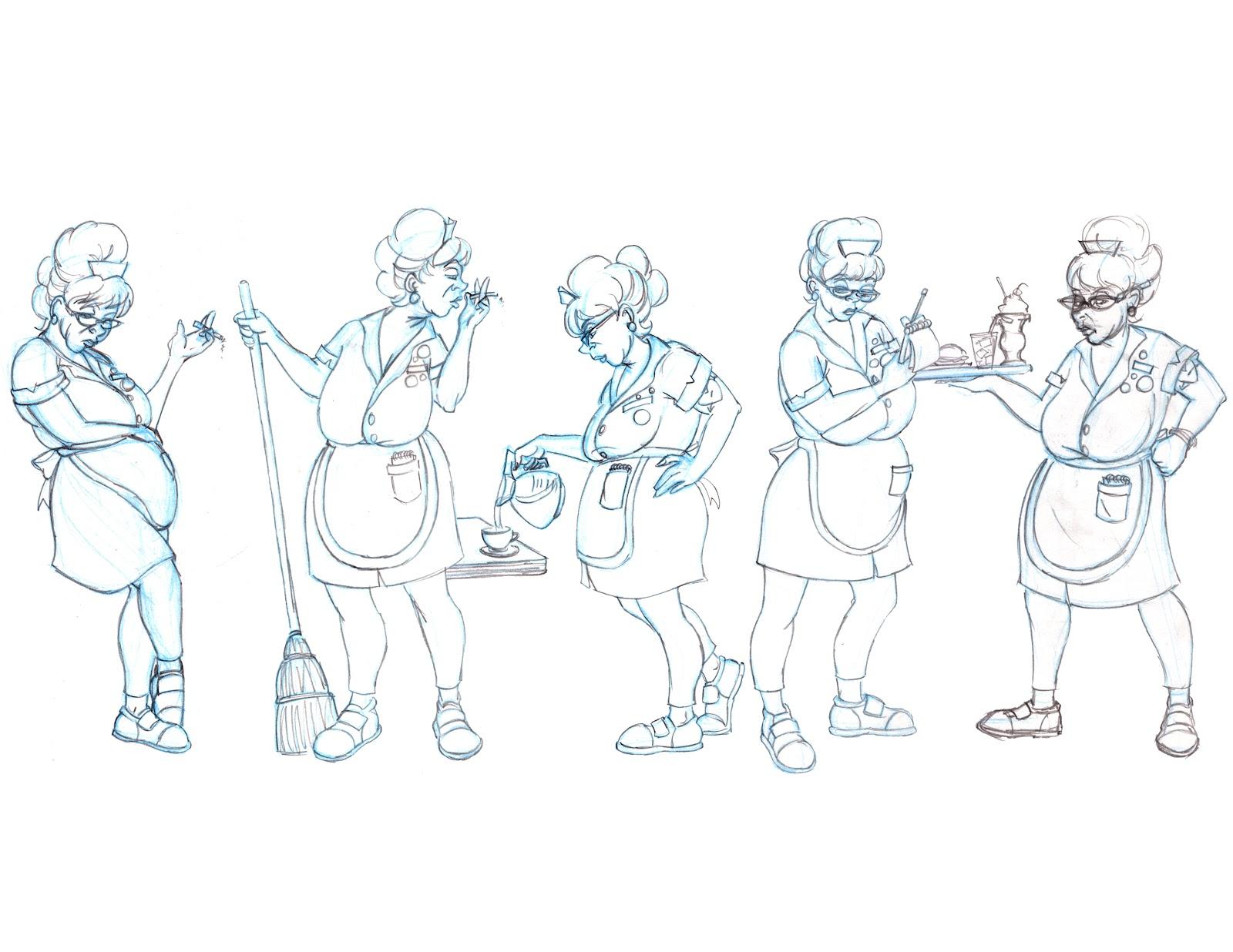 Mayet Bell: 2D Character Art