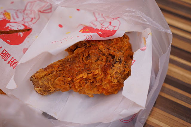 DSC04124 - 咔多滋雞排專賣店│粉辣雞排與咔滋雞腿大PK,究竟辣死誰手?