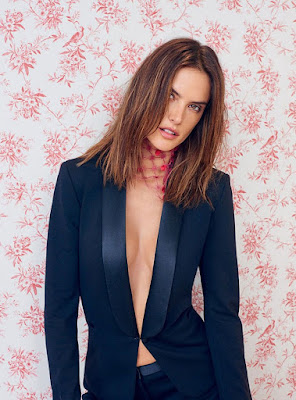 Alessandra Ambrosio, Vogue Brazil, April 2016, Magazine Photoshoot