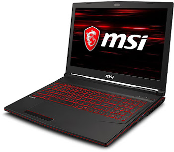 MSI GL63 8RC-015XES