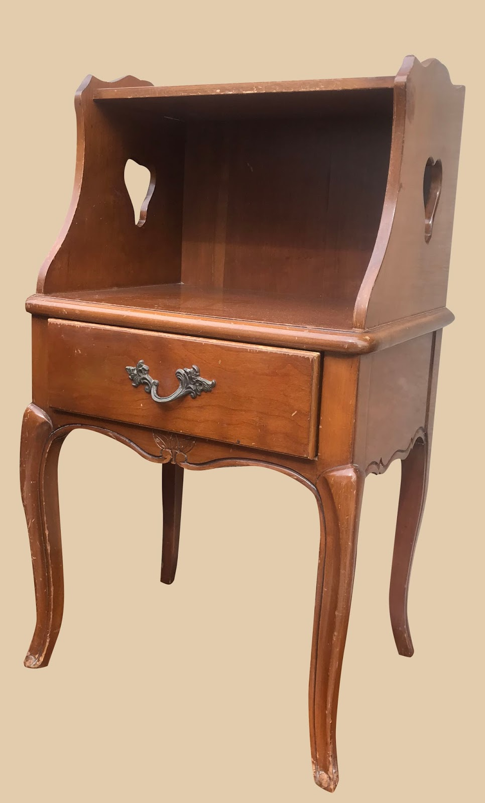 Uhuru furniture collectibles french provincial walnut nightstand 40 sold - Growing french walnuts for a profit ...