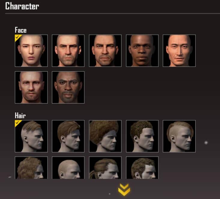 Setting Karakter