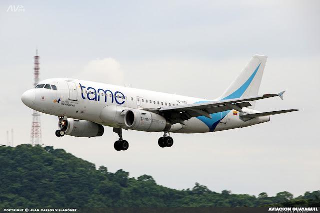 A319-Tame EP