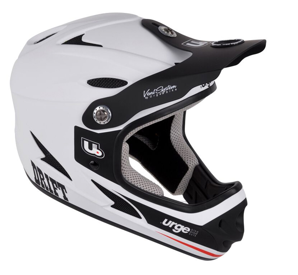 New Drift Helmet From Urge BP in White