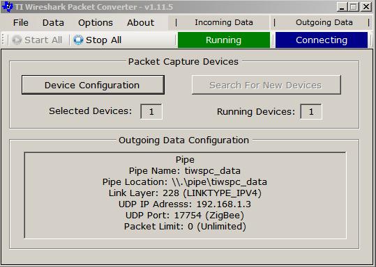 Wiki de Notas: Sniffer de pacotes Zigbee ou IEEE 802 15 4 com o