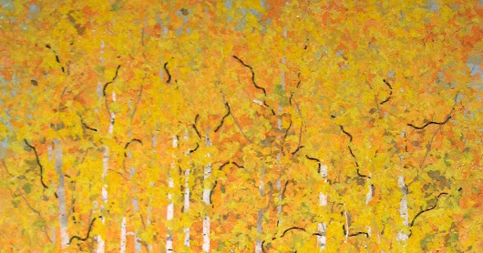 Birch Trees - Version 2 - Final