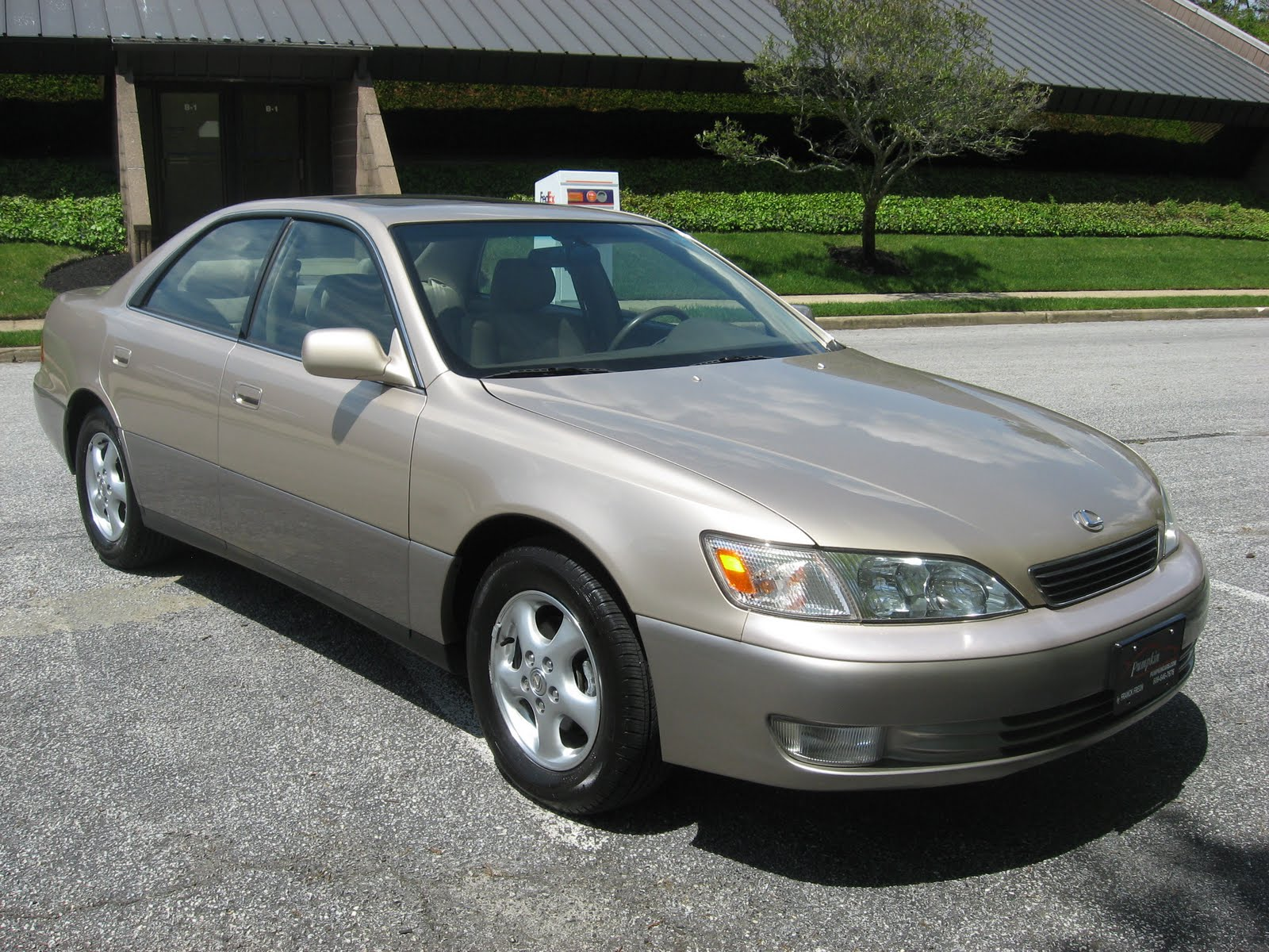 Pumpkin Fine Cars And Exotics  1998 Lexus Es300