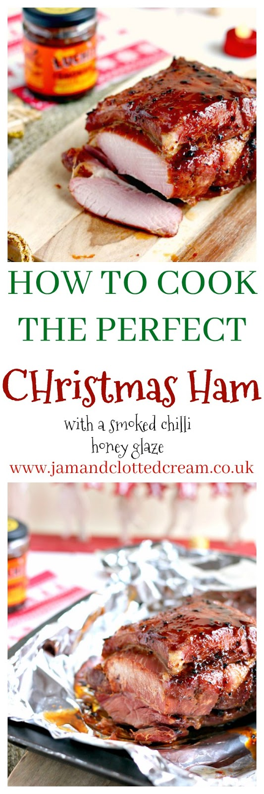 How To Cook The Perfect Christmas Ham - A Cornish Food ...