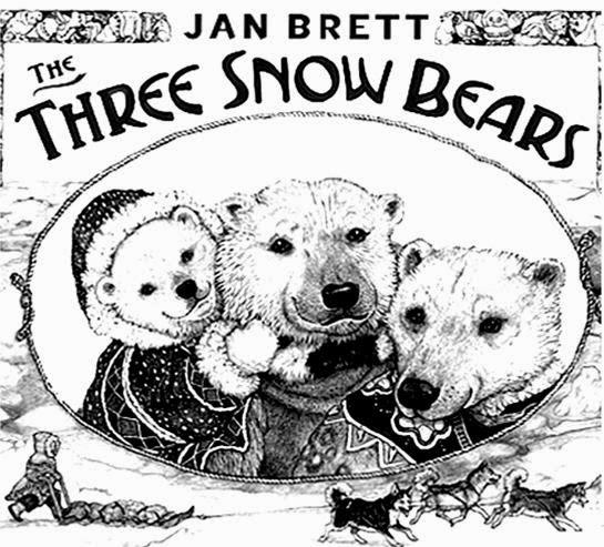 School of Fish: The Three Snow Bears
