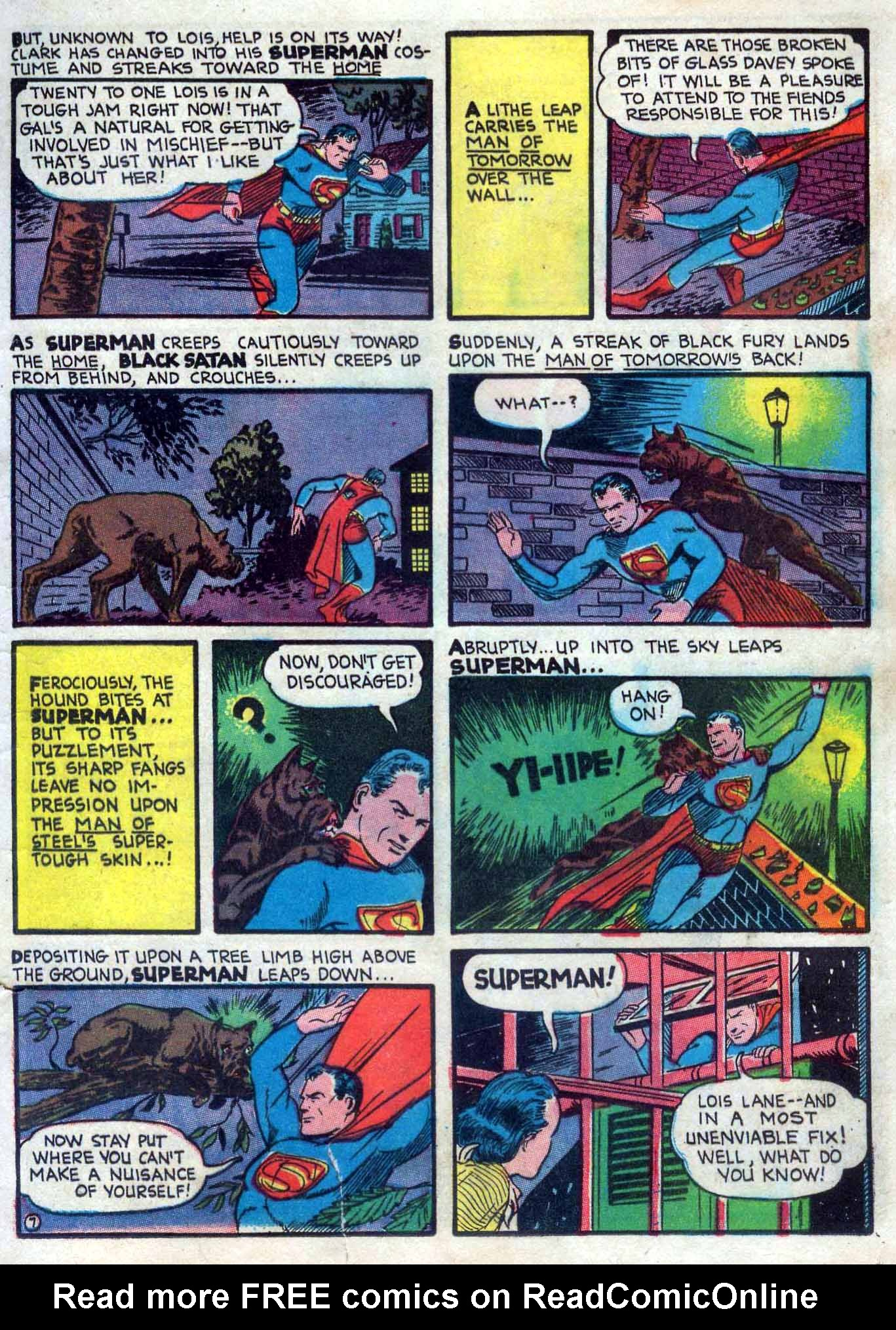 Read online Action Comics (1938) comic -  Issue #27 - 13