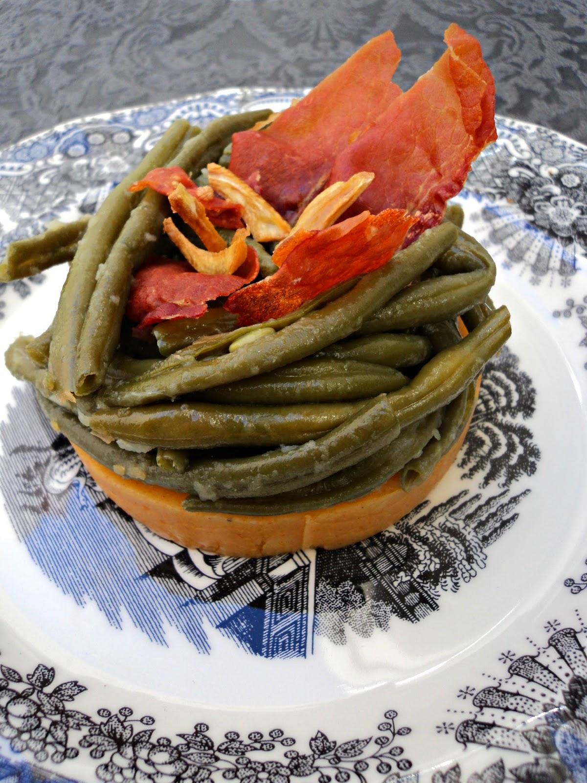 ensalada-templada-judias-verdes-pimenton-lado