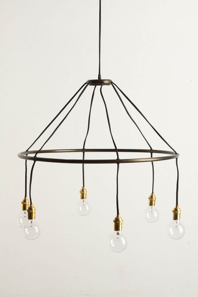 Roost Halo Chandelier