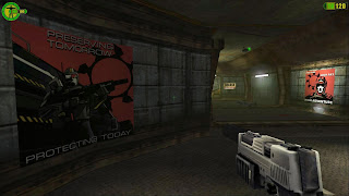 Mars game - Red Faction screenshot poster