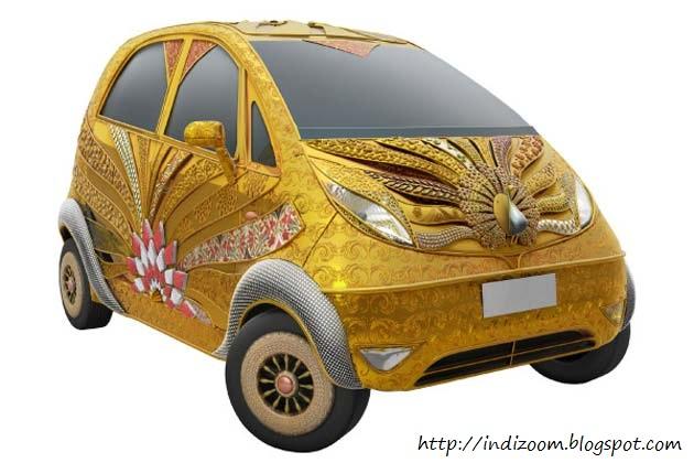 Tata Nano Car Worth Rs 22 Crore- FACTS