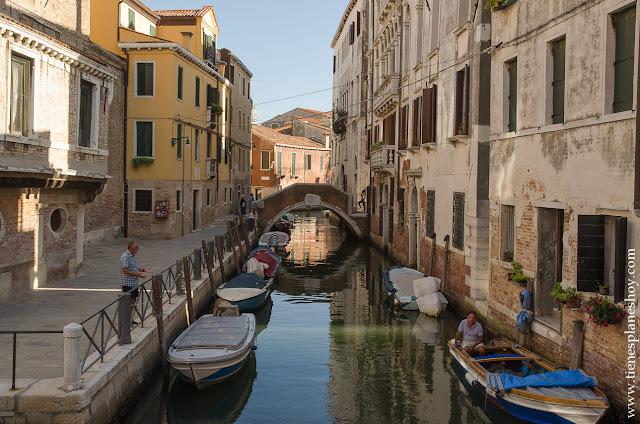 Viaje Venecia Italia turismo visitar que ver