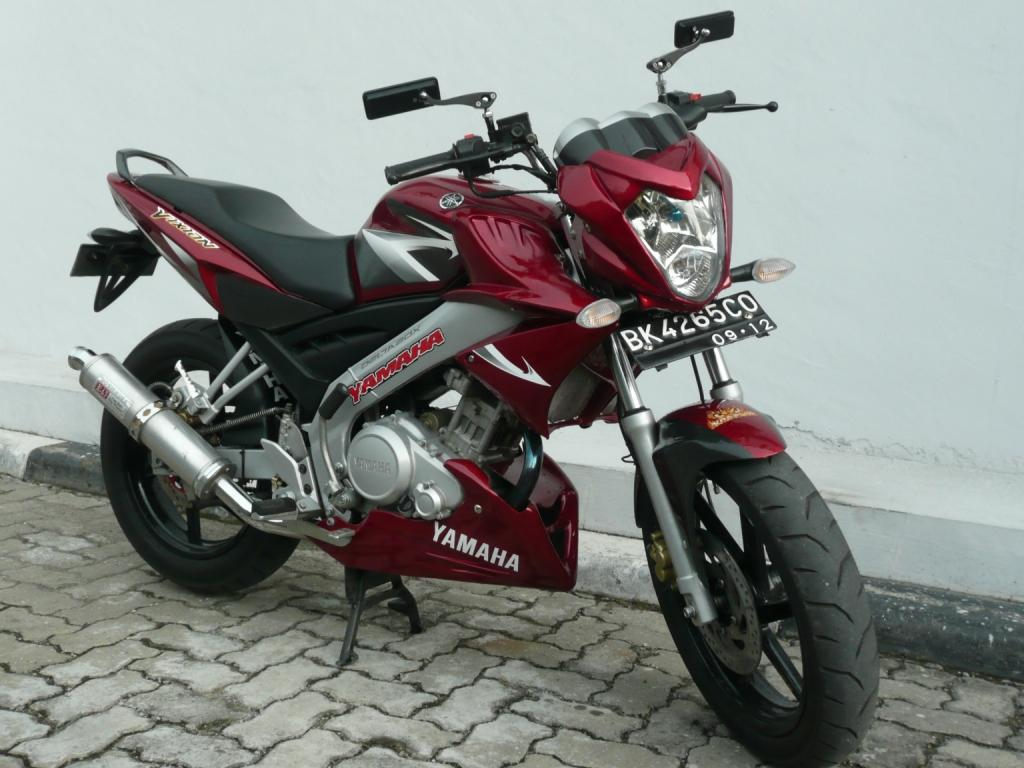 Modifikasi Blog: Modifikasi Yamaha Vixion 2012