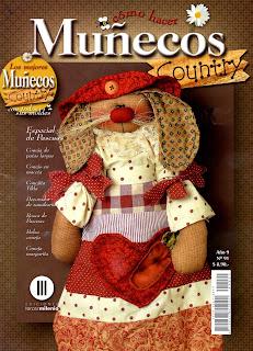 Muñecos Country Nro. 91