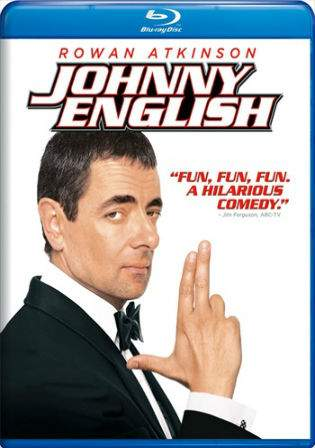 Johnny English 2003 BRRip 300MB Hindi Dual Audio 480p Watch Online Full Movie Download bolly4u