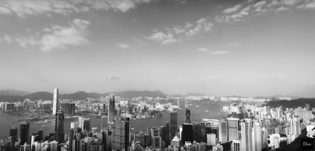 Video: Dior Homme Winter 16 Show, Hong Kong