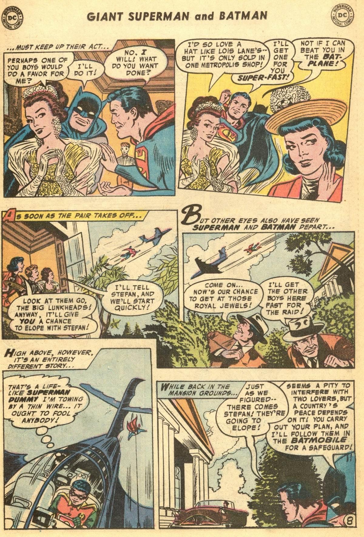 Read online World's Finest Comics comic -  Issue #188 - 11