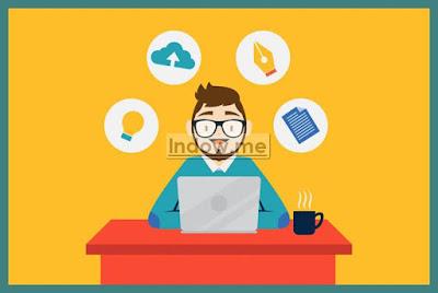 blogger, menulis artikel, cara cepat menulis di blog