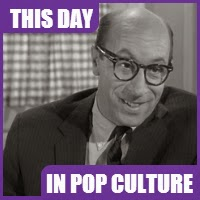 Character actor Richard Deacon was born on May 14, 1921.