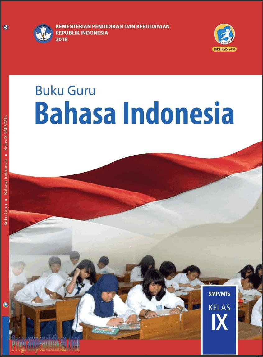 buku bahasa indonesia k13